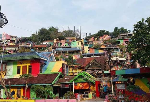 Kampung Pelangi Semarang, Wajah Baru yang Mendunia