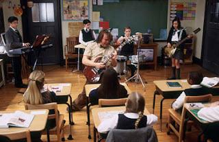 review film school of rock