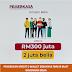 Penebusan Kredit eWallet Sebanyak RM150 Buat Golongan Belia