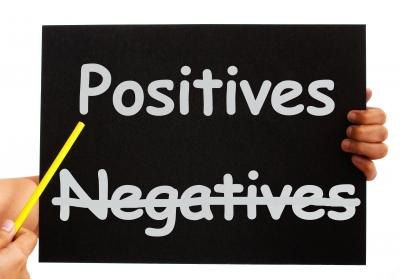 Pontos positivos