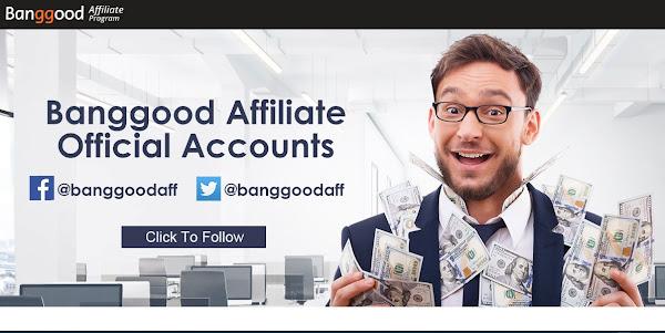 Banggood Affiliates Program