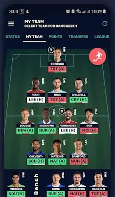 تطبيق Fantasy Football for Premier League