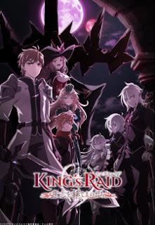 King's Raid: Ishi wo Tsugumono-tachi Opening/Ending Mp3 [Complete]