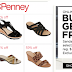 JCPenney Buy 1 Get 2 FREE Sandal Sale