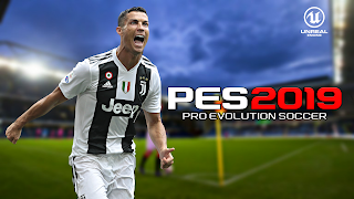 PES 2019 v3.0 Android Offline 300 MB Patch FTS HD Graphics
