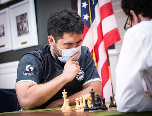 Le grand-maître d'échecs américain Hikaru Nakamura - Photo © Grand Chess Tour