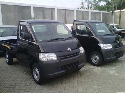 rental mobil pick up semarang gran max