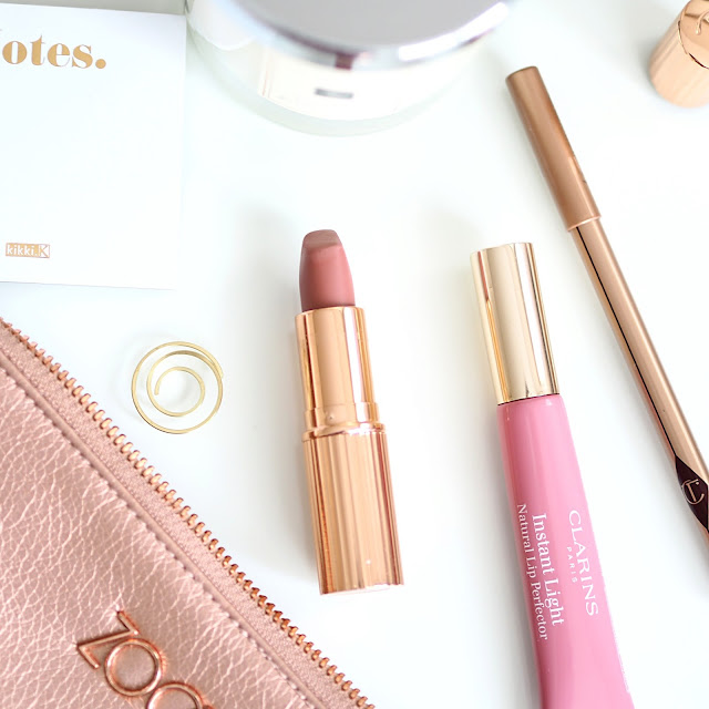 Charlotte tilbury lipstick pillow talk
