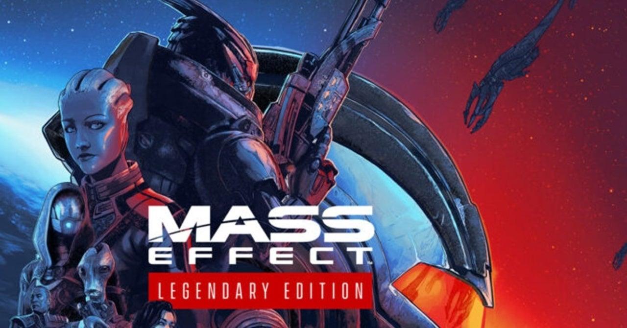 Bonus: Mass Effect: Legendary Edition