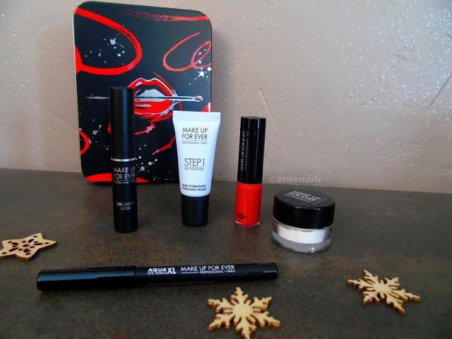 Lorwendile - Artistic Essentials - Make Up Forever