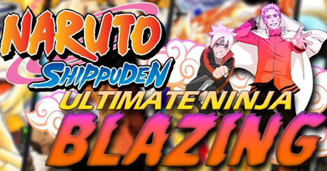 Naruto Ultimate Ninja Blazing v1.1.1 Mod Apk Terbaru