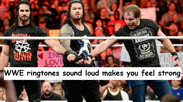 wwe ringtone download
