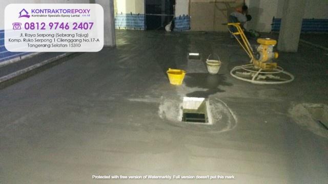 Jasa Floor Hardener Berpengalaman Palangkaraya