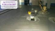 Jasa Floor Hardener Manado • Gratis Konsultasi Hub. 0812 9746 2407 (Erwin)
