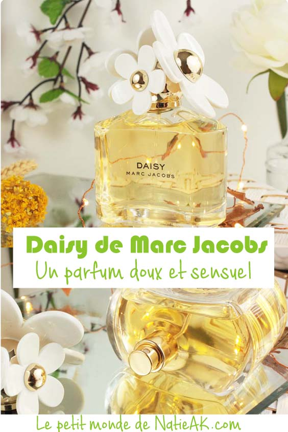 impression sur Daisy Marc Jacobs