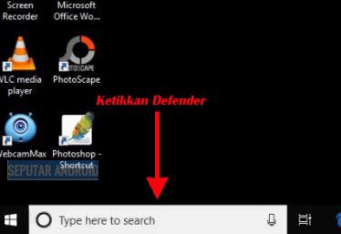 √ Cara Mematikan Windows Defender Di Windows 10 All Tipe Dengan Mudah