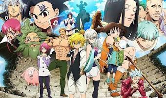 Nanatsu no Taizai – Kamigami no Gekirin: Se revela los intérpretes de los nuevos temas principales