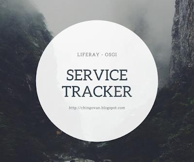 Service Tracker