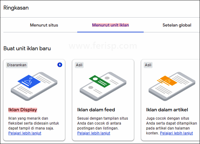Cara Memasang Floating Ads di Blog