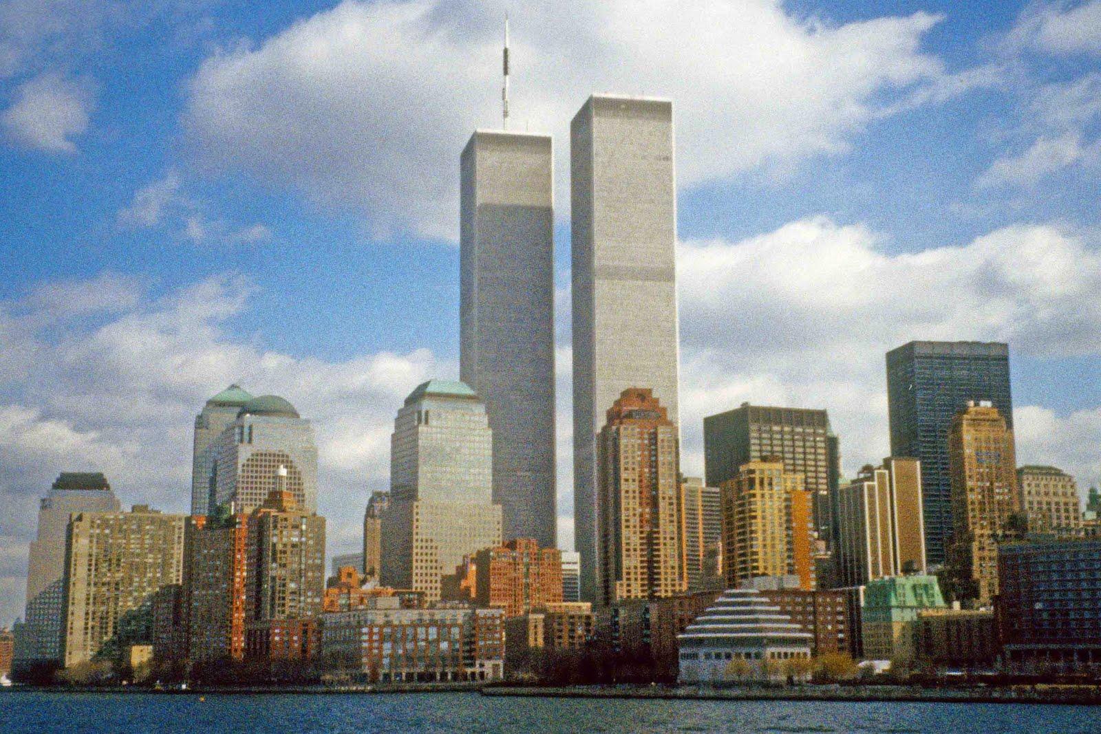 twin towers - photo #2