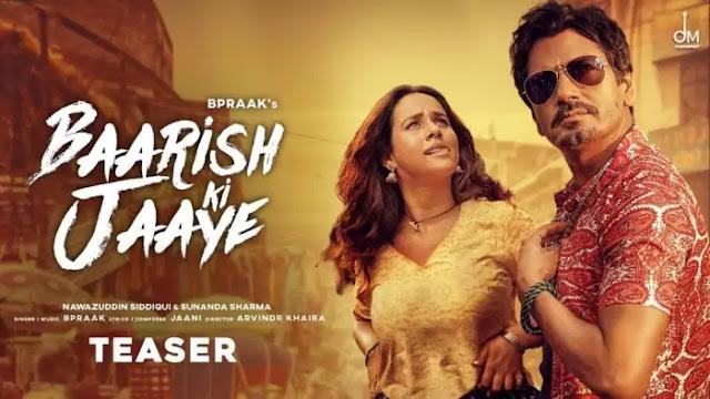 Baarish Ki Jaaye - ( Mp3 Song Download )   B Praak - ( Full Lyrics )
