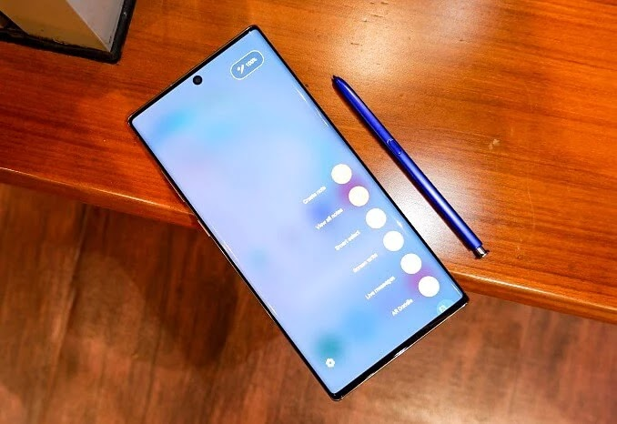 Samsung Galaxy Note 10+ Unveiled; Priced in PH!