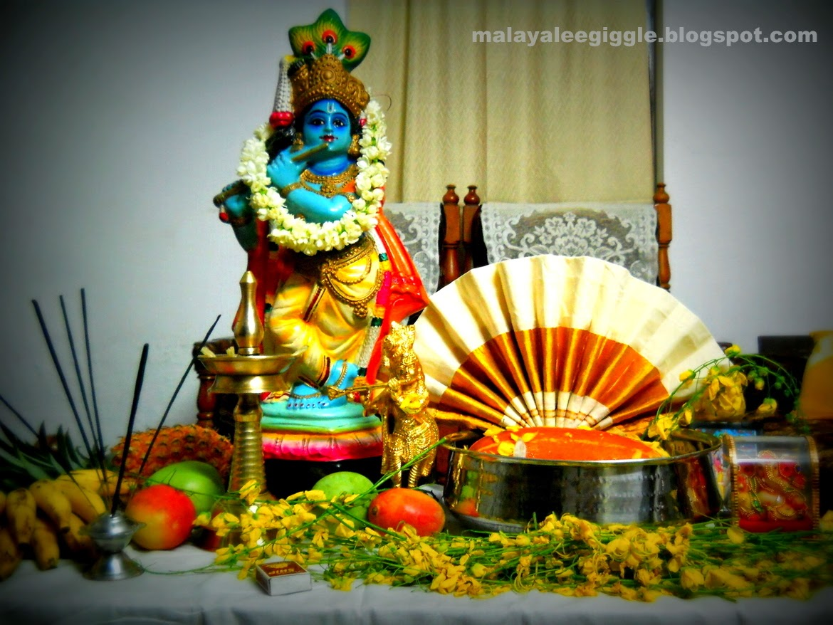 Vishu Hd Wallpapers Malayalee Giggle Golden Memmories Of Vishu
