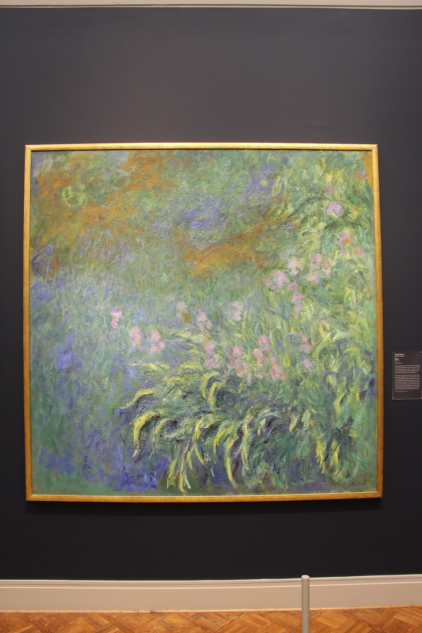 claude monet, art, museum, impressionism