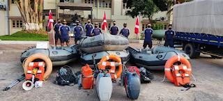 चक्रवात 'यास' : बचाव और राहत कार्यों के लिए भारतीय नौसेना के पोत और विमान स्टैंडबाय पर | Cyclone 'Yas': Indian Navy ships and aircraft on standby for rescue and relief operations