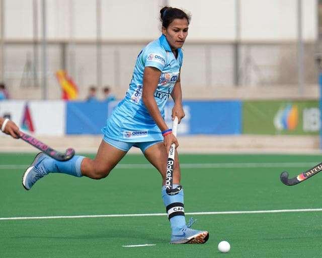 महिला हॉकी खिलाडी रानी रामपाल का खेल रत्न के लिए हुआ चयन , रानी रामपाल का संक्षिप्त जीवन परिचय , Indian Hockey Player Rani Rampal selected for Rajeev Gandhi Khel Ratn , Boigraphy of Indian Hockey Player Rani Rampal