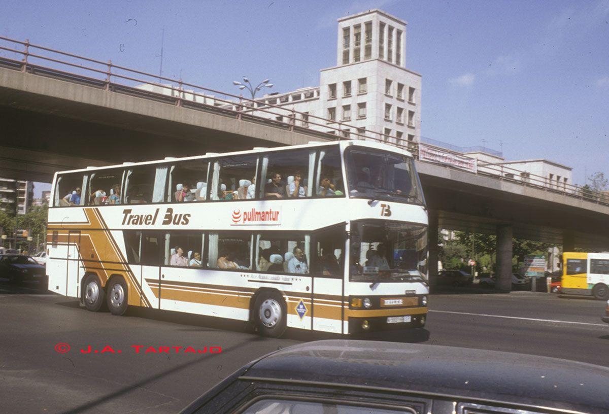 dominante autobús