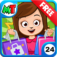 My Town : Shopping Mall Free Mod Apk