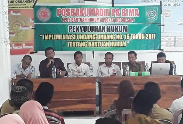 KKN_STIH_Muhammadiyah_bima_gelar_penyuluhan