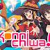 Fechas y cines para ver la película de KonoSuba!, de Konnichiwa Festival ¡Boletos disponibles!