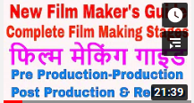 How to start a career in film making फिल्म बनाने की पूरी जानकारी