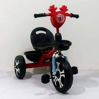 Sepeda Roda Tiga Anak Aviator AT102 Deer Baby Tricycle