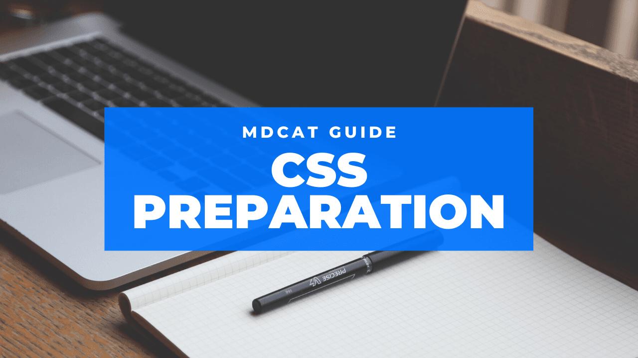 css 2021 preparation