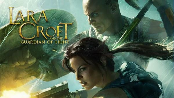 Lara Croft: Guardian of Light™ v1.2 APK+ Data