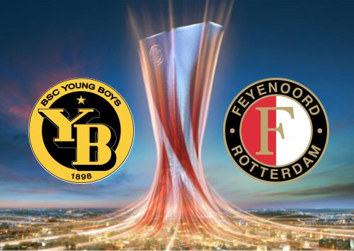 Young Boys vs Feyenoord -Highlights 24 October 2019