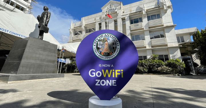 Globe partners with Antipolo LGU to provide free WiFi, AMBER