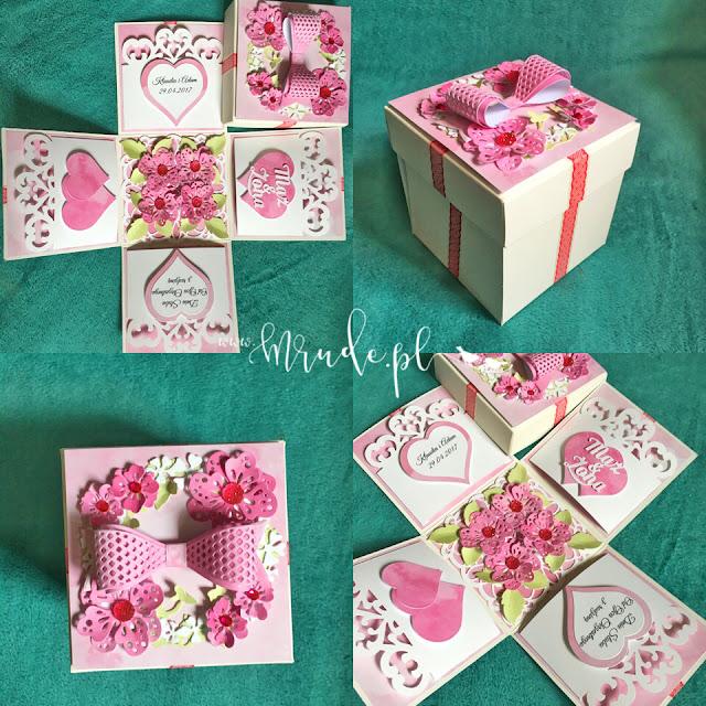 Ekspoding box na ślub