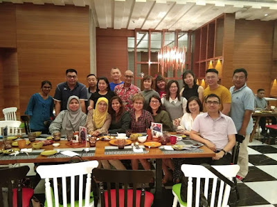 Farewell Party Di DoubleTree By Hilton