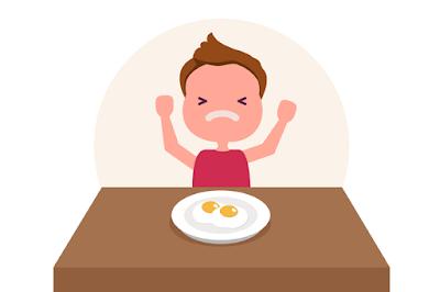 Gejala dan Cara Mengobati Alergi Telur pada Anak