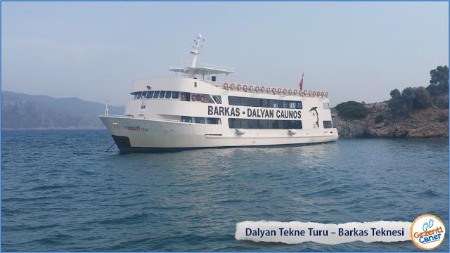 Dalyan-Tekne-Turu