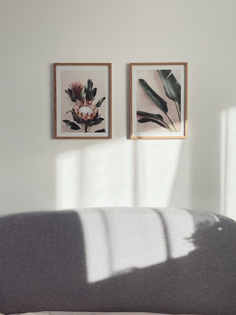Creating a gallery wall*