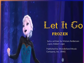 Let It Go Lyrics | Frozen Let It Go Lyrics