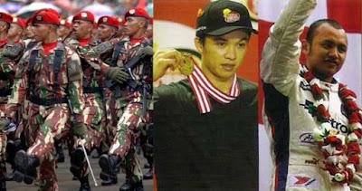 Perbedaan Bela Negara Fisik dan Non Fisik di Indonesia 8 Perbedaan Bela Negara Fisik dan Non Fisik di Indonesia