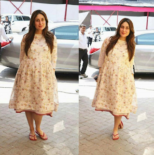 Foto Kareena Kapoor Sedang Hamil