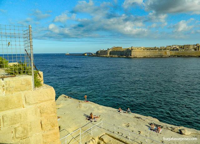Forte Saint Elmo, Malta