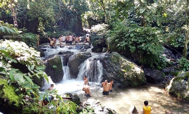 Tdaan Kini Springs and Waterfalls